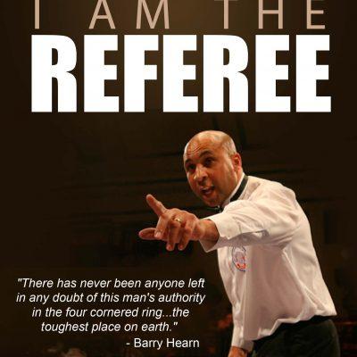 Ian John-Lewis Boxing Book I am the Referee